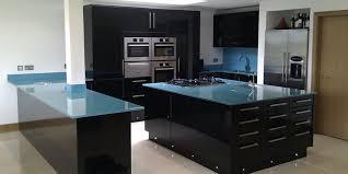 plan de travail cuisine en verre plan de travail meuble cuisine plan de travail coulissant cuisine