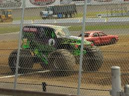 Monster Jam At The Stafford Motor Speedway