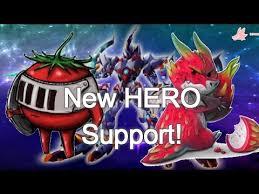 new hero suporrt 2017 yugioh deck profile vegi hero beta deck