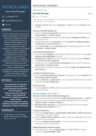 Key Account Manager Resume Sample By Hiration Team Manager Resume Sample Lamajasonkellyphotoco 11 Amazing Management Resume Examples Livecareer Social Media Manager Sample Velvet Jobs Top 8 Client Relationship Samples Benefits Samples By Real People Digital Marketing 40 Skills Job Description Channel Sales And Templates Visualcv Logistics The Best 2019 Project Example Guide Cporate
