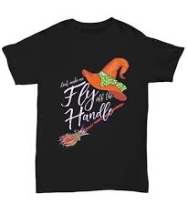 Dont Make Me Fly Off The Handle Shirt