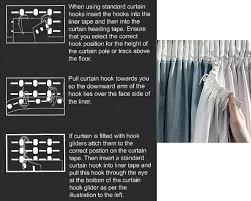 Blackout Curtain Liner Eyelet by How To Make Pencil Pleat Curtains Into Eyelet Scifihits Com