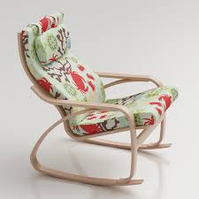 Poang Chair Cushion Uk by Furniture Ikea Rocking Chair With Stylish And Comfortable Design