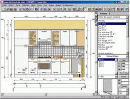 logiciel dessin cuisine logiciel d amenagement de cuisine et de salle de bains