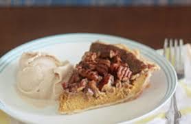 Pumpkin Pie With Pecan Praline Topping by Vanilla Praline Pumpkin Pie Kitchen Treaty