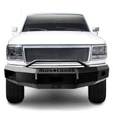 Iron Cross® - Ford F-150 1992-1996 Heavy Duty Series Full Width ... 52017 Ford F150 Iron Cross Push Bar Front Bumper Review Car Truck Parts Accsories Ebay Motors Automotive 2241509 Low Profile Full Width Hd Sharptruckcom Sidearm Step Bars Free Shipping And Price Match Guarantee Chevy Cognito Lift Bumper Performance Outfitters Shop Bumpers Made In The Usa 2231503 32006 Gmc Sierra 1500 Front Bumper With Bar Winch Ready Dodge Ram Srt 10 2051599 Base Chevrolet 42008 Replacement Model