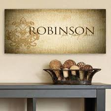 Personalized Housewarming Gifts A Wall Decor Ideas
