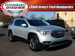 100 Acadia Truck 2018 GMC SLT Woodbury NJ Cherry HIll Camden Deptford