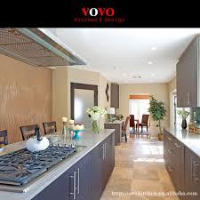cuisine cerise personnalisé style cerise en bois massif armoires de cuisine dans