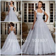 wedding dresses with cap sleeves and corset naf dresses