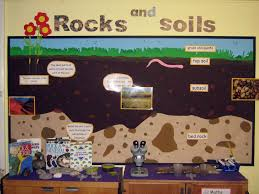 Gorgeous Rocks And Soils Display