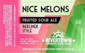 Rivertown Pumpkin Ale by Rivertown Brewing Tap Room No 21 Co Brewed Pumpkin Ale