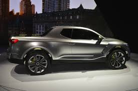 Hyundai's Santa Cruz Truck Concept Would Make For One Cool Pick-up ...
