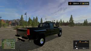 100 One Ton Truck 1992 GMC SIERRA ONE TON TRUCK V10 LS17 Farming Simulator 2017 FS