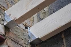 installing floor joists estate buildings information portal