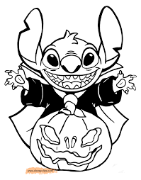 Disney Halloween Coloring Pages To Print by Disney Halloween Coloring Pages 5 Disney U0027s World Of Wonders