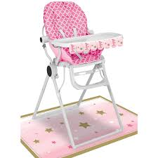 100 Make A High Chair Cover Pink Twinkle Twinkle Little Star 1st Birthday Decorating