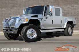 Rare, Low Mileage International MXT 4x4 Truck For Sale - 95 Octane