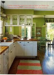 Green Apple Kitchen My Wallpaper Is Gone Mudding And Sanding Almost Done So ColorsKitchen IdeasGreen