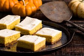 Cooked Pumpkin Pie Moonshine by Pumpkin Pie Cheesecake Bars U2022 Nomageddon