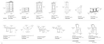 99 Dining Room Chair Dimensions Standard Table Height In Heights