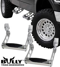 Pair Bully Adjustable Side Step Nerf Bar For Silverado 1500 2500 ... Truck Bed Extension By Bully Accessory Cr605l Step 2x Black Alinum Side Nerf Bar For Sierra 1500 2500 American V2 Decal Vol2 Decal Put It On Accsories Official Website Bozbuz Steps As400 Free Shipping Orders Over Bully Tail Gate Lock Lh007 Heavy Hauler Trailers Triple Dog Gt Diesel Gauge Tuner Aftermarket Custom Hydrographed 24 Dub 6 Wheels With 37 Nitto Mud Uhaul Pilot