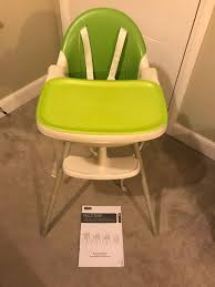 KETER 3 In 1 High Chair In HG1 Harrogate For £25.00 For Sale ...