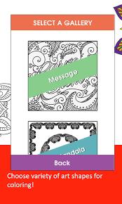 Coloring Adult Recoloring Book Screenshot