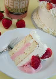 Frozen Strawberry Shortcake Slice 1