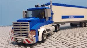 Lego Semi Truck Moc - Speed Build - YouTube Tiny Turbos Concept Semi Truck Digibrickz White Custom Lego Extended Sleeper Cab With Chrome Trim Ideas Product Ideas Heavy Duty And Road Grader Brickcreator A Red 29 American Super Long Nose Distance Flickr Lego Moc Big Rig Day Cab Single Axle Semi Truck Itructions Ldd Grain Trailers Bin 7 Steps With Pictures Trailer Set Rts House Of Coolness