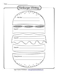 Hamburger Paragraph Organizer