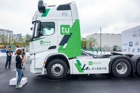 100 Correct Truck And Trailer Selfdriving Tractortrailer Truck Startup Valued At 1 Billion