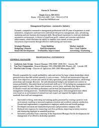 Car Salesman Cover Letter Best National Sales Manager Resume Job