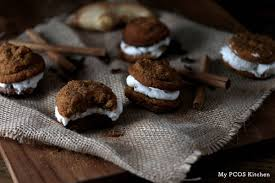 Pumpkin Whoopie Pies Gluten Free by Dairy Free Low Carb Pumpkin Whoopie Pies My Pcos Kitchen