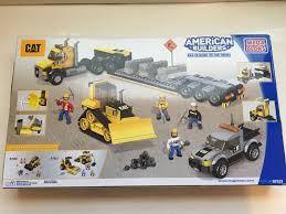 Mega Bloks 778pc Set 97829 American Builders Heavy-duty TRANSPORTER ... Peterbilt 379exhd Dump Truck Sale And Craigslist Trucks For By Owner Shop Mega Bloks Cat Large Vehicle Free Shipping On Caterpillar Heavyduty Transporter New Cat Amazoncom Caterpillar Constructor Toys Games Mega From Youtube Heavyduty Transporter Check Out This Great Walmartcom Find More With Figure For Sale At Up To 90 Bloks Large Cat Dumper Truck In Blantyre Glasgow Gumtree