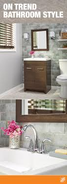 Home Depot Bathroom Design Ideas - Home Decor Interior Design And ... Tile That Looks Like Wood Home Depot Pros And Cons Bathroom Designs Bathrooms Design Costco Vanities Sinks Wayfair Emmas Master Renovation A Beautiful Mess Installation At The Tile Design Staggering Tiles For Floor Homesfeed Top 81 Hunkydory Narrow Depth Vanity Ikea With Sink French Country Macyclingcom
