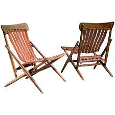 Vintage Bamboo Loungers Wood Japanese Deck Chairs, Outdoor Fold Up ... Folding Patio Lounge Chair Brickandwillowco Portable 2in1 Folding Chair Recliner Sleeping Loung Outdoor Sun Loungers Beach Lounge Chairs Adjustable Garden Deck Psychedelic Metal Plastic Cane Recling Foldable Zero Gravity With Pillow Black Sunnydaze Rocking Chaise Headrest Outdoor W Shade Canopy Cup Holder Camping Fishing Arm Rest Amazoncom Set Of 2 Patio