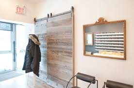 Summerhill Optical Is Seeing Barn Doors — Barn Door Hardware ... The Fixer Uppers New Barn Door 14 Inspiring Doors Hello Lovely Covering An Electrical Panel Rae And Rose 195 Best Hallways Images On Pinterest Electric Co Urban Automatic Opener Sliding O Ideas Cute Hdware Beautiful Rolling Room Blue Tracker Garage Door Opener Wikipedia Bathroom Wonderful Modern Bedroom Decorating Summerhill Optical Is Seeing Barn Doors Decor Exterior Track System Tv Above Fireplace