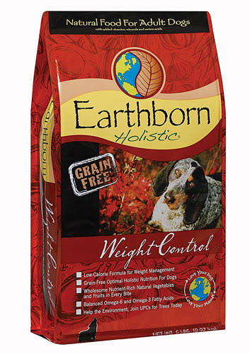 Earthborn Holistic Weight Control Natural Dry Dog Food