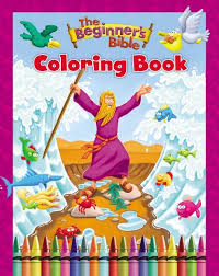 9780310759553 The Beginners Bible Coloring Book