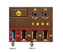 usb 3 0 et usb2 0 échoue sur les systèmes360056007600 t t t de