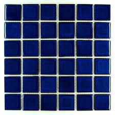 3x3 Blue Ceramic Tile by Amazon Com Vogue Premium Quality 2