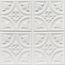 24 X 24 Inch Ceiling Tiles by Spring Vineyard Faux Tin Ceiling Tile 24