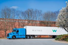 Waymo Will Begin Self-driving Semi Truck Pilot In Atlanta Next Week
