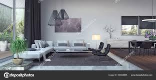 wohnzimmer innenausbau stockfotografie lizenzfreie fotos