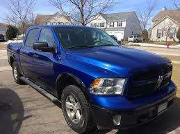 100 Blue Dodge Truck My Streak Outdoorsman DODGE RAM FORUM Ram Forums Owners