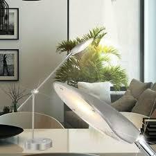 büromöbel weiß 59041t gebogen led tischleuchte le globo