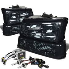 Smoke Housing Clear Signal Headlight+12000k Hid Kit For 03-06 Chevy ... Ebay Find Of The Day Boyd Coddingtons Chubster Ls2powered 57 Ebay Sema Show Truck 2015 Ford F350 Diesel Army 1951 Chevrolet Pickup Ebay Sell Video Youtube Covers Chevy Colorado Bed Cover 147 94 Tailgate Diagram Automotive Block Car Parts Accsories Motors Cadillac Trucks Unique Smoke Housing Clear Signal Headlight12000k Hid Kit For 0306 Chevy 1978 1985 Gmc 350 Remanufactured Engine 1946 Pick Up Truck For A 1987 Truck1987 Catalog Best