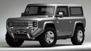 100 Johnson Truck Bodies Ford Bronco To Costar With Dwayne In Rampage Fox News