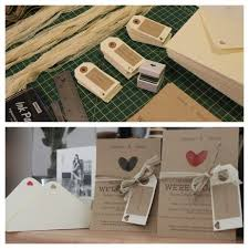 My DIY Rustic Engagement Party Invitations With Twine Lace And Heart Fingerprints Ivory Envelopes